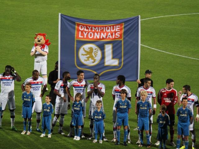Le match OL-Rennes avancé