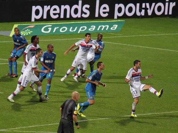 Le vent aura eu raison du match choc de la 10e journée de Ligue 1 - LyonMag.com