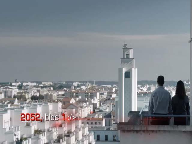 La série a principalement été tournée dans le Rhône, ici Villeurbanne - DR