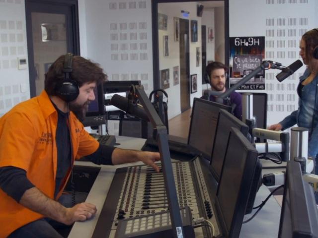 On Air : la websérie tournée à Lyon qui dévoile l'envers du décor de la radio