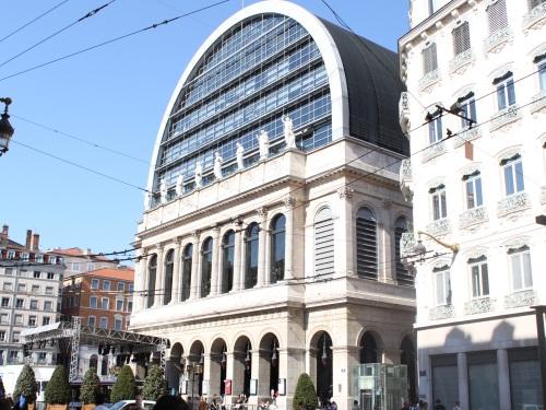 L'Opéra de Lyon ouvre ses portes au public samedi