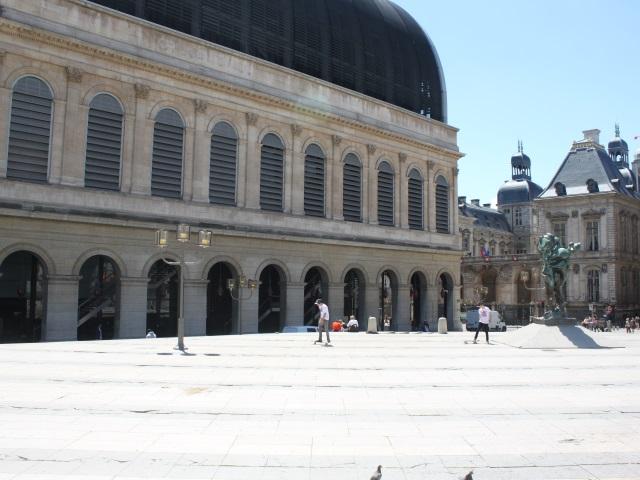 """Les intermittents de l'Opéra de Lyon ont prévu ce dimanche une action """"spectaculaire"""""""