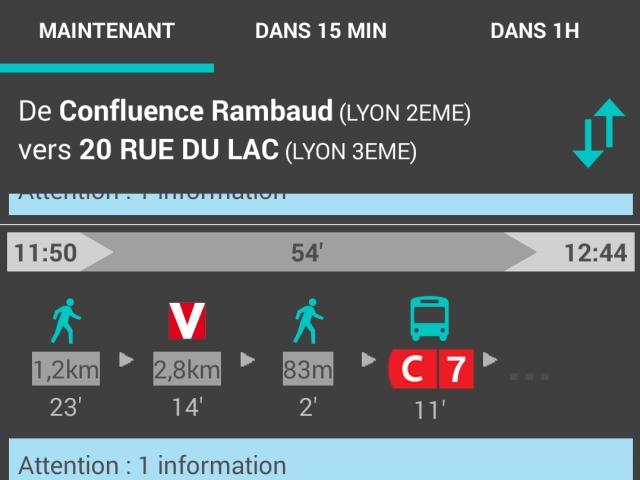 Optymod, le nouveau navigateur GPS de Lyon - LyonMag.com