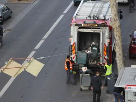 Taxe d'enlèvement des ordures ménagères : une baisse de la fiscalité proposée par la Métropole de Lyon