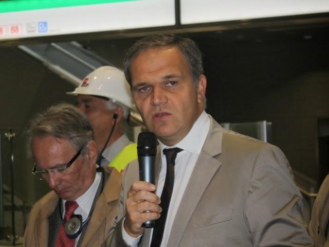 Le maire d'Oullins refuse l'installation temporaire des 300 Albanais de Perrache sur sa commune