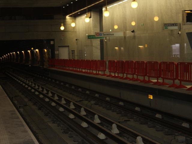 Le métro B effectue désormais son terminus à Oullins - LyonMag