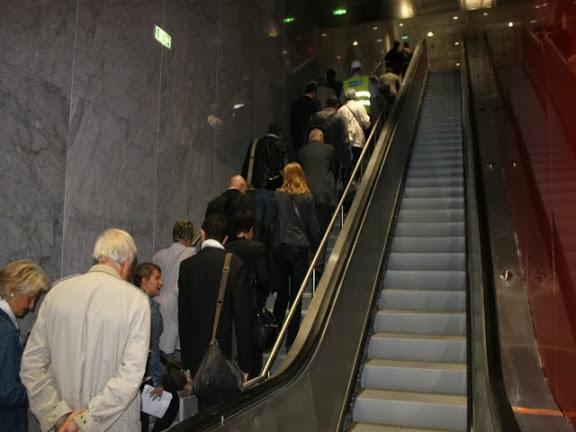 10 000 personnes ont visité la future station de métro d'Oullins