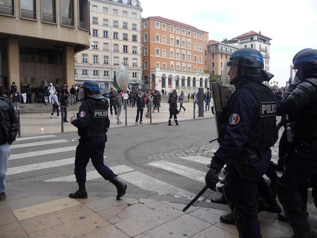 La délinquance générale est en baisse dans le Rhône