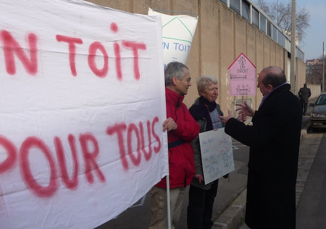 """Pas d'expulsion sans relogement"""