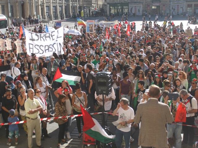 Un nouveau rassemblement pro-palestinien prévu mercredi à Lyon
