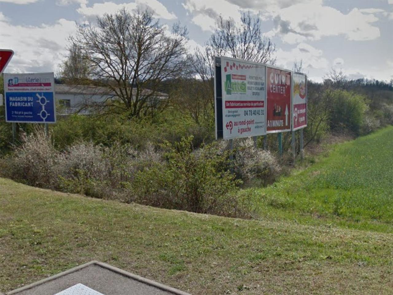 Près de Lyon, une mairie a pu faire retirer des publicités illégales après 5 ans de procédure