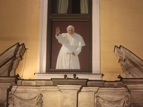Jean-Paul II aura sa statue à Lyon