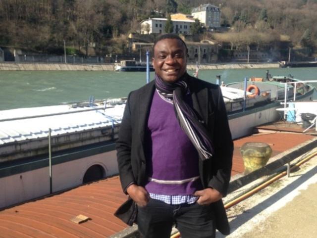 """Parfait Simo Mabou incarne """"la France des bonnes nouvelles"""""""