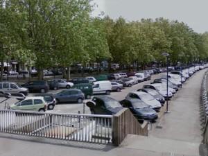 La circulation bientôt réduite aux abords du parking Saint-Antoine