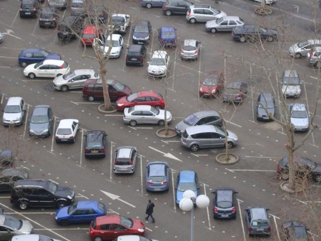 Lyon : un nouveau parking aux Brotteaux