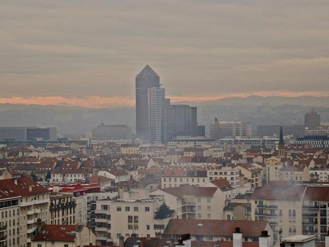 Lyon : les prix de l'immobilier en forte baisse