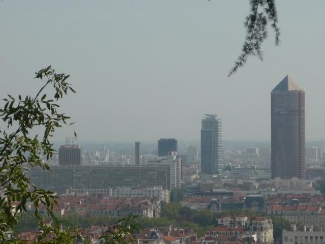 Lyon : la canicule s'en va, la pollution à l'ozone arrive