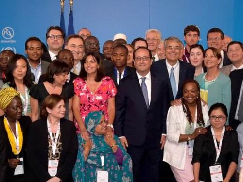 Sommet mondial Climat et Territoires de Lyon : en route vers la COP21