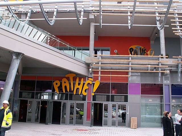 Les places des cinémas lyonnais Pathé deviendront peut-être numérotées - Photo DR