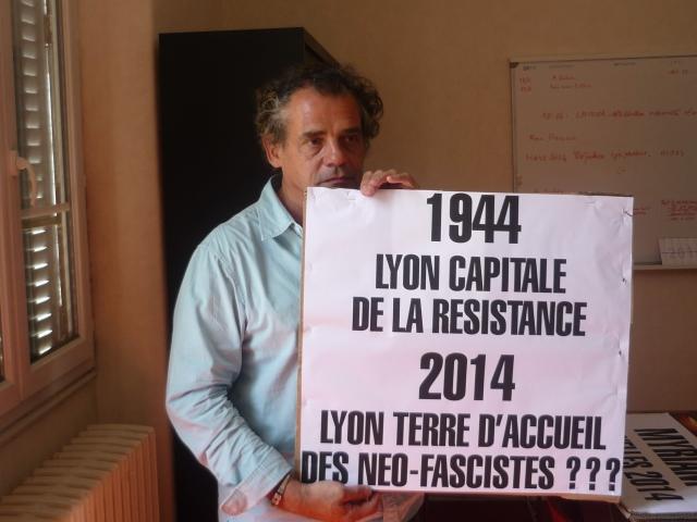 La  Licra veut plus de sécurité pour les Juifs de Lyon