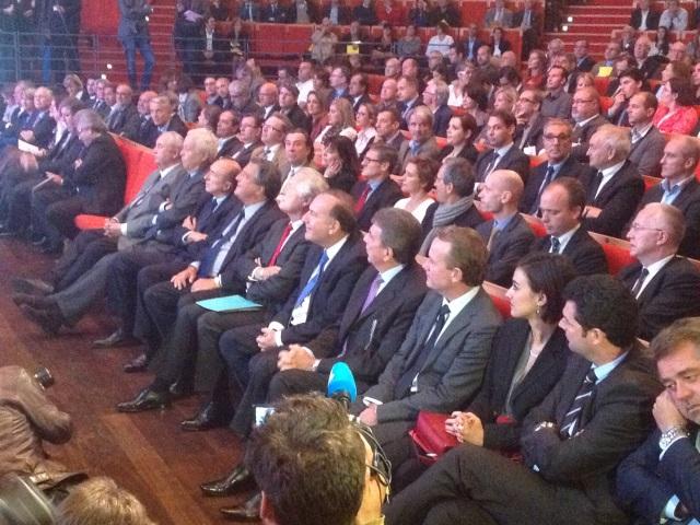 Les patrons manifestent ce mercredi à Lyon contre la politique du gouvernement