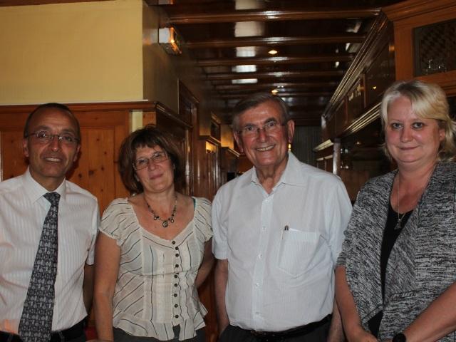 Sénatoriale 2014 : Martial Passi (PCF) candidat pour succéder à Guy Fischer