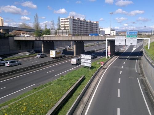 Lyon : la Rocade Est à nouveau fermée tout le week-end
