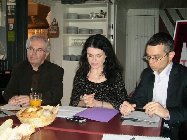 Nathalie Perrin-Gilbert veut faire de la future métropole un grand débat public