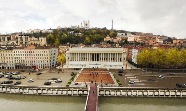 Rives de Saône: les travaux (et les ennuis) commencent