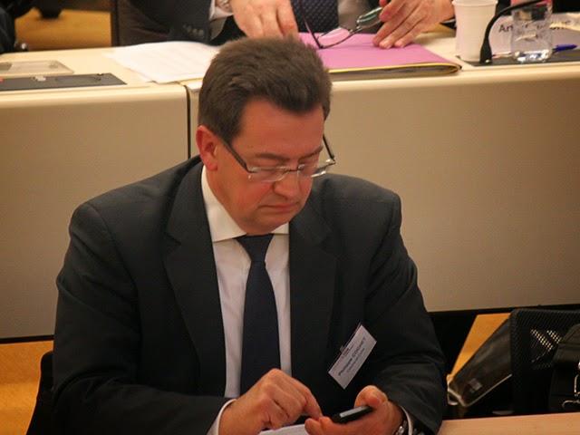 Comme prévu, Philippe Cochet prend la tête de l'UMP au Grand Lyon