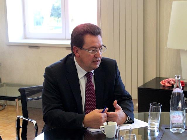 Philippe Cochet et Michel Terrot aux côtés des cathos intégristes