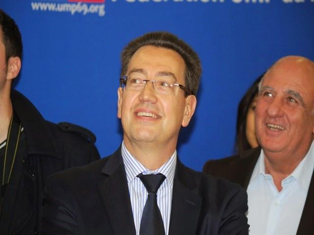 Grand Lyon : Cochet veut devenir le nouveau patron de l'UMP à la place de Buffet