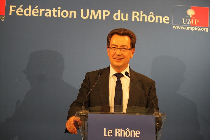 Municipales 2014 : l'UMP propose des candidats pour sept nouvelles communes du Grand Lyon