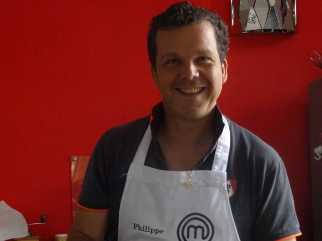 """Philippe, candidat lyonnais à Masterchef : """"j'ai repris confiance en moi"""""""