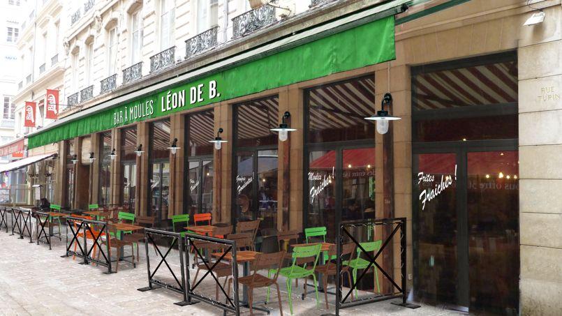 Léon de Bruxelles lance son premier fast-food à Lyon