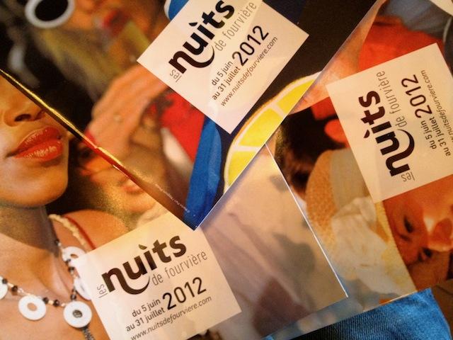 Les Nuits de Fourvière 2012 : tous les noms, toutes les dates !