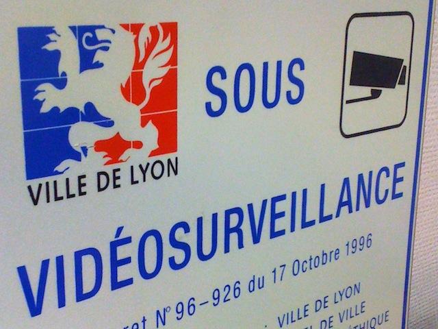 De nouvelles caméras de vidéosurveillance dans les rues de Lyon