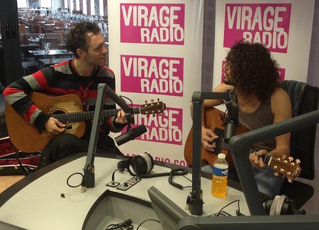 Lyon : Charlie Winston sur Virage Radio lundi