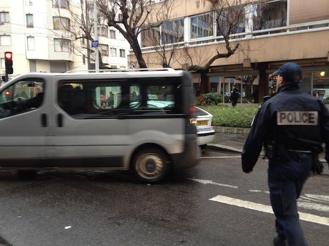 Lyon : le cadavre du Crédit Foncier a été retiré du conduit d'aération