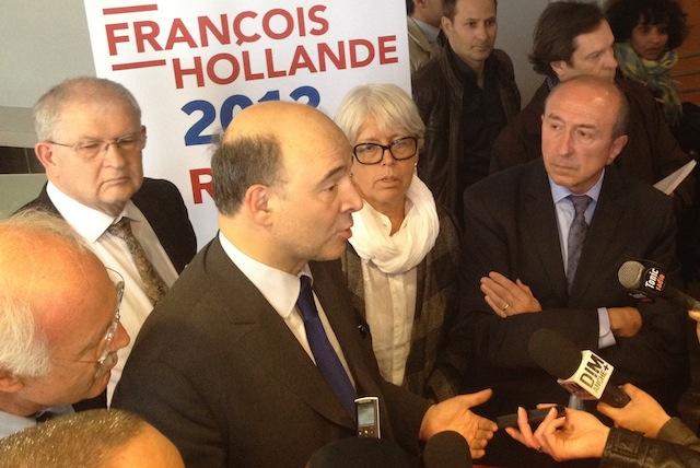 """Sarkozy rassembleur ? """"Il a permis à Eric Besson de commencer sa carrière de félon"""""""