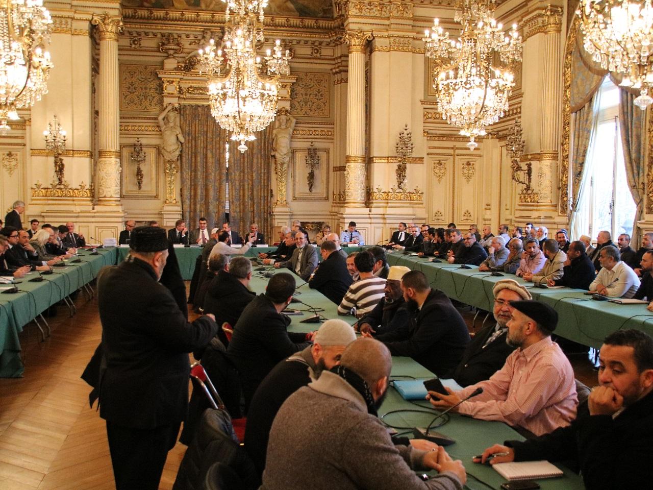 Les responsables du culte musulman réunis à la préfecture du Rhône - LyonMag