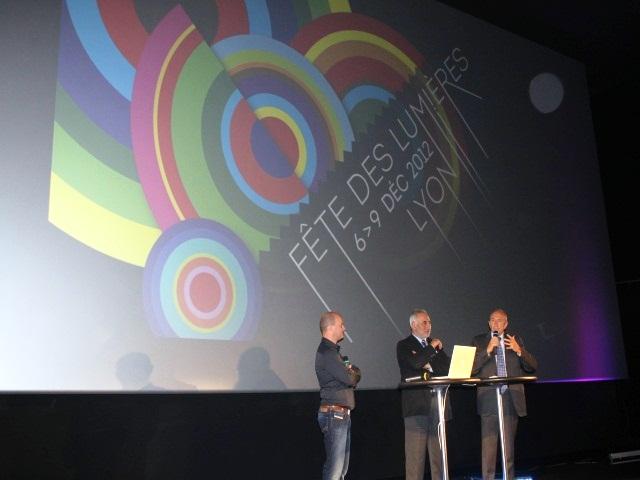 La conférence de presse de l'an dernier - LyonMag