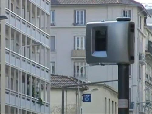Rhône : cinq radars feux rouges dans le top 50 français