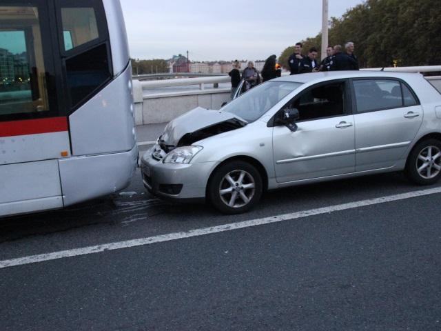 Rhône : une mortalité sur les routes en baisse de 16,7% au mois d'avril