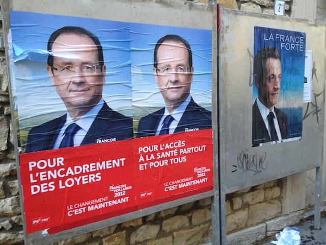 Présidentielle 2012 : les résultats des communes du Rhône