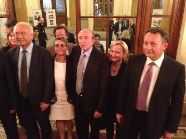 Législatives : Collomb éjecte le PS de la 1e circonscription de Lyon (fil info)