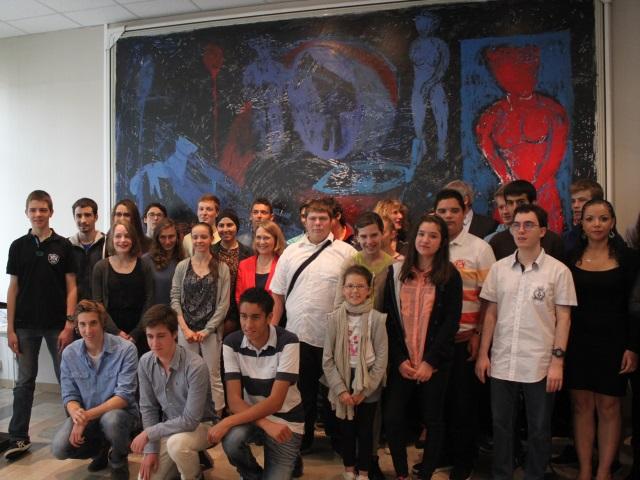Bac 2014 : les majors du baccalauréat ont été récompensés par l'académie de Lyon