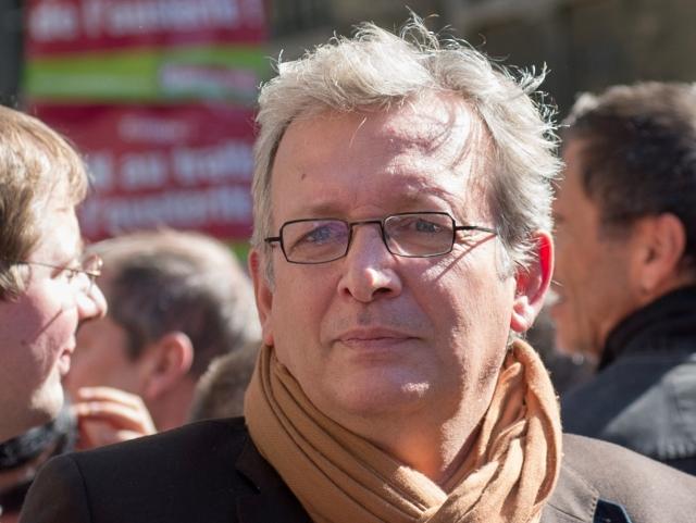 Pierre Laurent, secrétaire national du PCF - DR