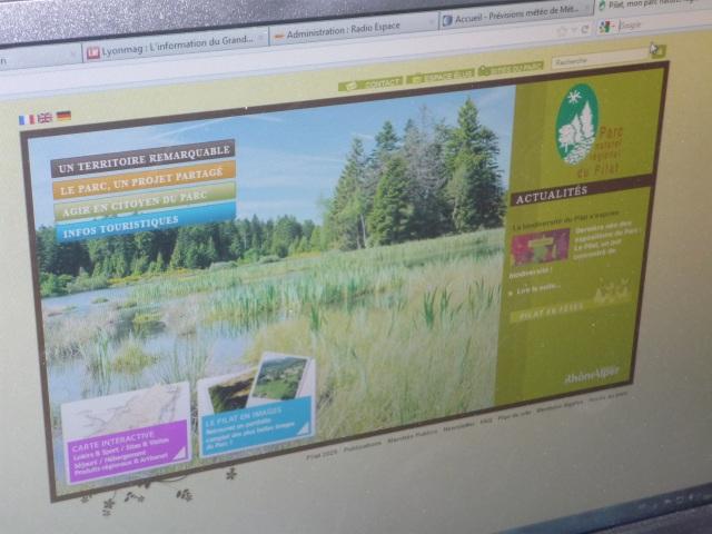 Rhône/Loire : le site internet du parc du Pilat piraté par des islamistes