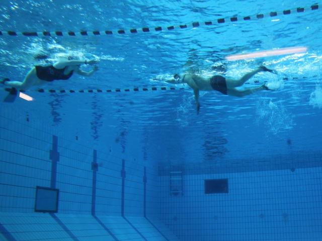 Lyon : une nageuse prise en charge au centre nautique Tony Bertrand